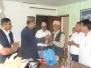 राम ब. खत्रीको बिदाई कार्यक्रम