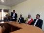 श्रीमान् स्थानीय विकास अधिकारी राजनकुमार बि.सी.ज्यूको स्वागत कार्यक्रम