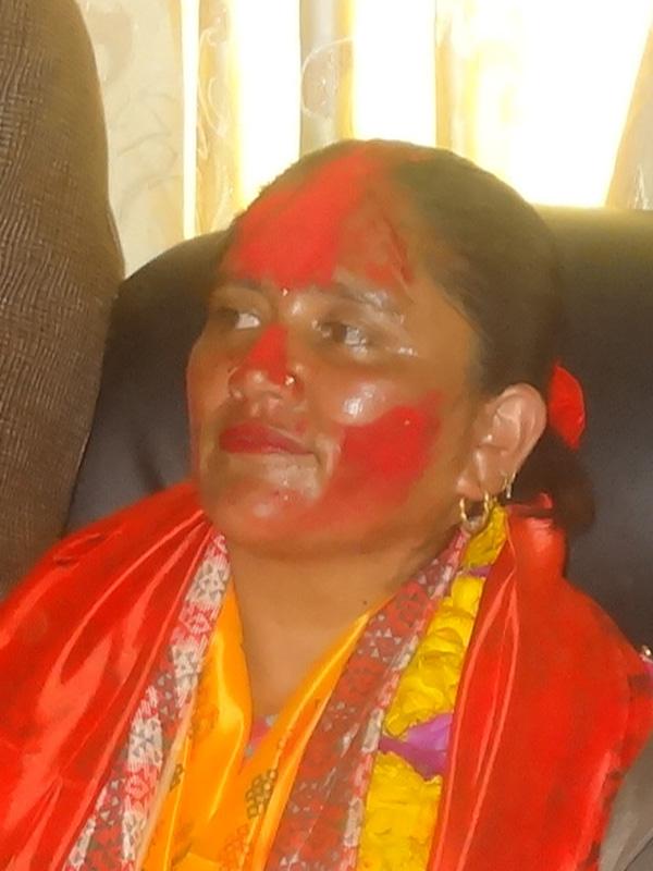Goma Devi Khatri graphic